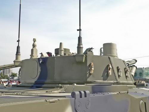 Российская боевая машина десанта БМД-4 (230 фото)