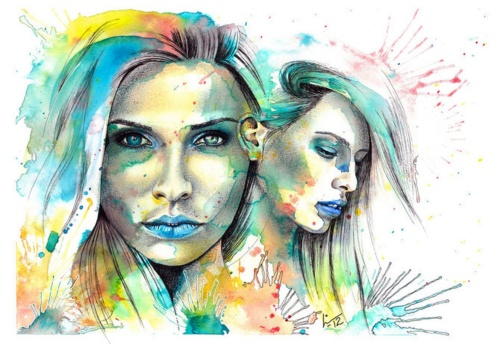 Art by Linn Feyling (53 работ)