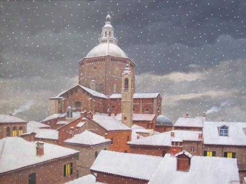 Живопись итальянского художника Lelio Menozzi (39 фото)