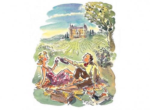 Английский художник и иллюстратор Paul Cox (Пол Кокс) (83 работ)