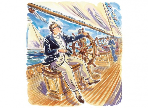 Английский художник и иллюстратор Paul Cox (Пол Кокс) (83 фото)