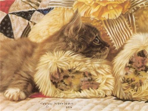 Картины Лесли Харрисон (31 работ)