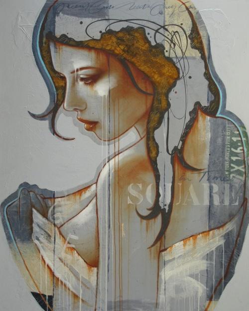 Голландский художник Hans Jochem Bakker (Ханс Джохем Баккер) (150 работ)