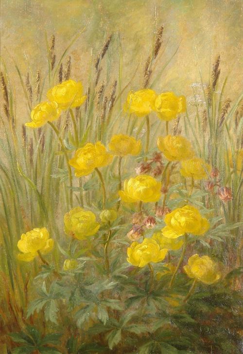 Датский художник Anthonore Christensen (1849-1926) (23 работ)