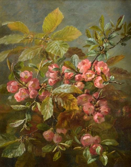 Датский художник Anthonore Christensen (1849-1926) (23 фото)