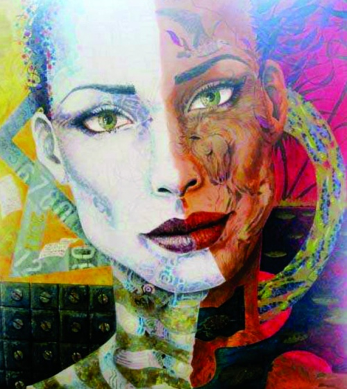 Работы перуанского художника Vito Loli (13 фото)