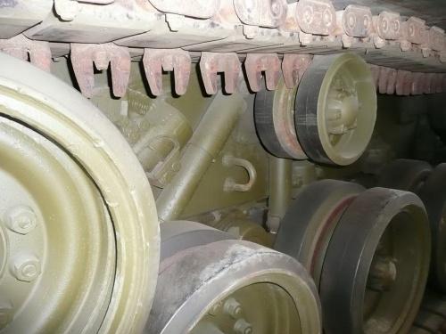 Американский средний танк M47 (128 фото)