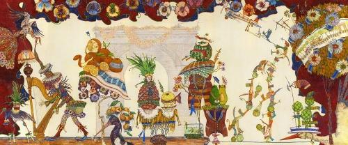 Работы художника - иллюстратора Петра Фролова (11 фото)