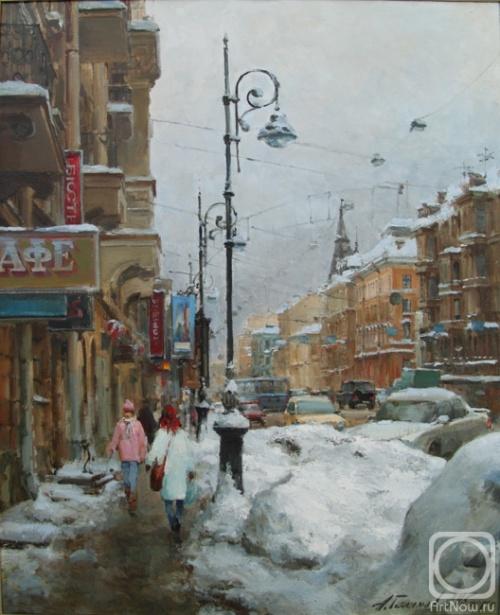 Работы художника Галимова Азата Хаизовича (16 работ)