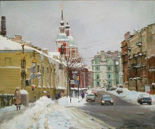 Работы художника Галимова Азата Хаизовича (16 фото)
