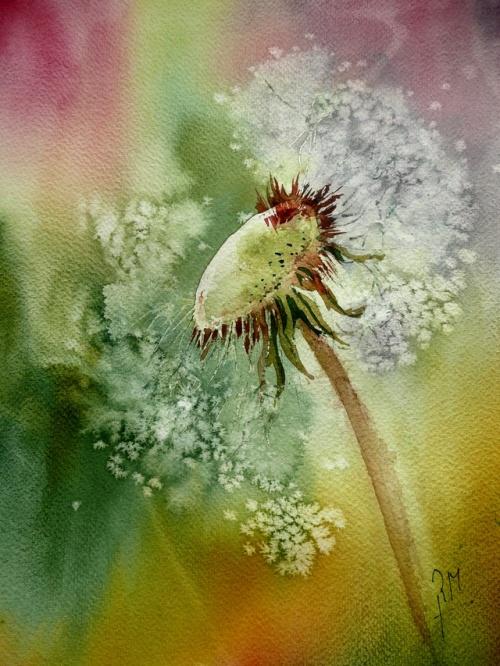 Работы художницы Rose-Marie Dubreucq (18 фото)