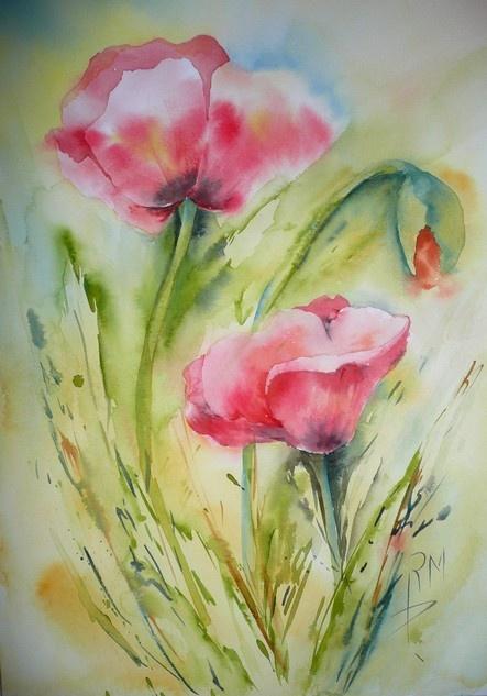 Работы художницы Rose-Marie Dubreucq (18 работ)