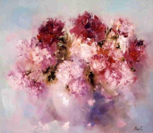 Натюрморты Анжелики Привалихиной (16 работ)