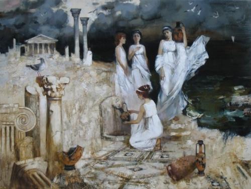 Работы художницы Чепелевой Марии (17 фото)