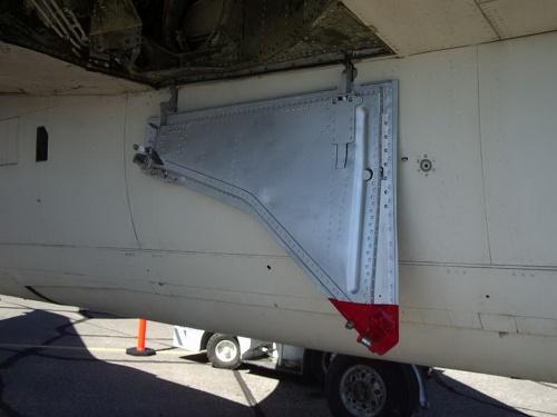 Американский истребитель-бомбардировщик Republic F-105F-1RE Thunderchief (54 фото)