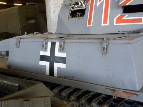 Немецкий легкий танк PANZER II AUSF. C (34 фото)
