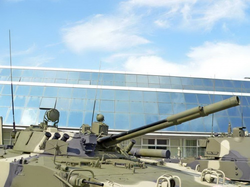 Советская и российская боевая бронированная гусеничная машина БМП-3 (223 фото)