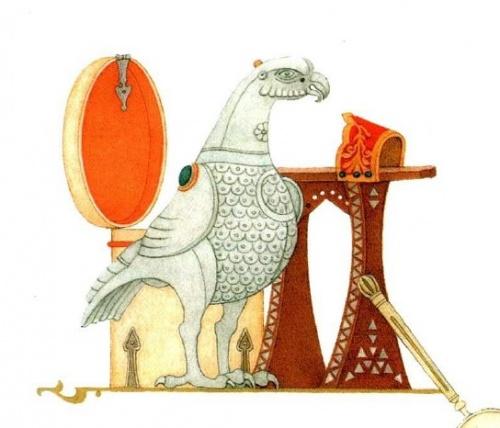 Иллюстраторы - наши современники - Ольга и Андрей Дугины (183 работ)