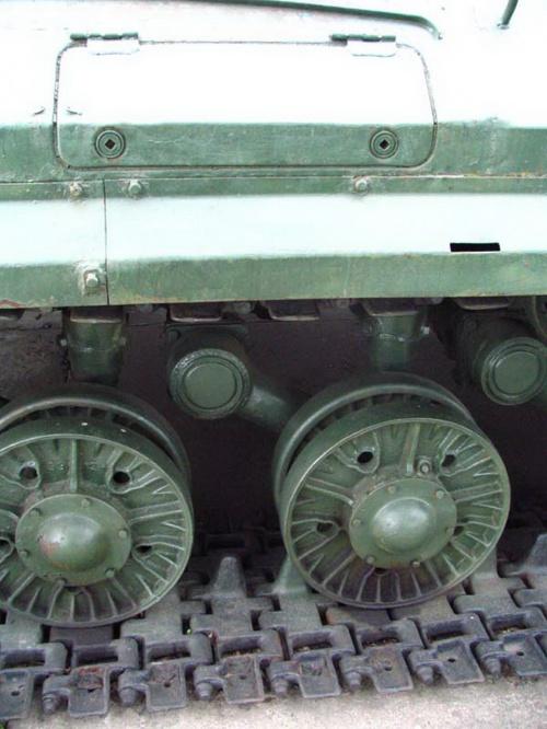 Советский тяжёлый танк Т-10М (142 фото)
