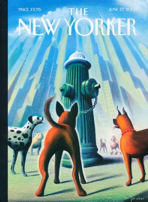 Американский художник Eric Drooker (Эрик Друкер) (153 работ)