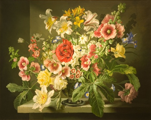 Натюрморты Gerald Cooper (1898-1975) (49 фото)