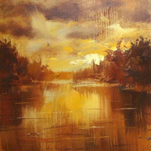 Живопись художника Павла Гузенко (16 работ)