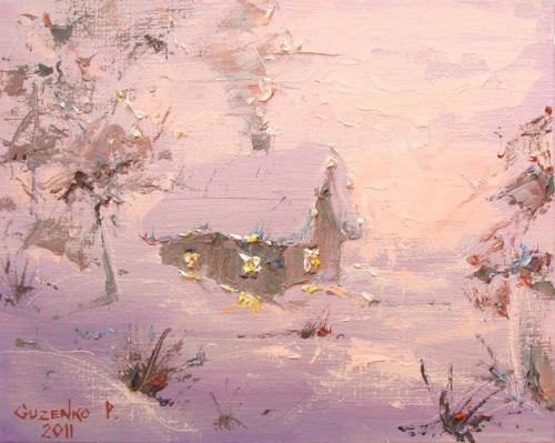 Живопись художника Павла Гузенко (16 фото)