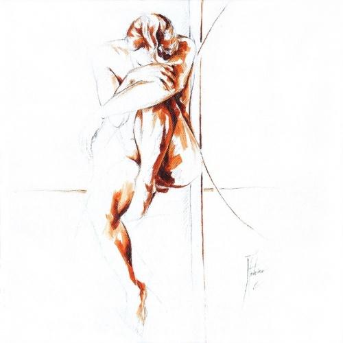 Картины маслом художницы Antoine de Villiers (21 фото)