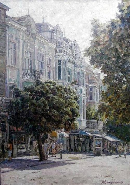 Живопись Андрея Солдатенко (24 фото)