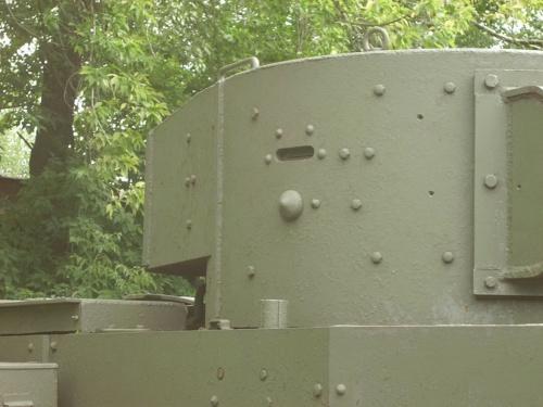 Советский легкий танк БТ-7 (43 фото)