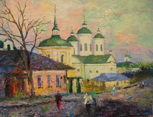 Работы художника Рыбака Сергея (27 фото)