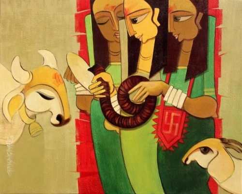 Красота индийской культуры. Sarang Waghmare (21 фото)