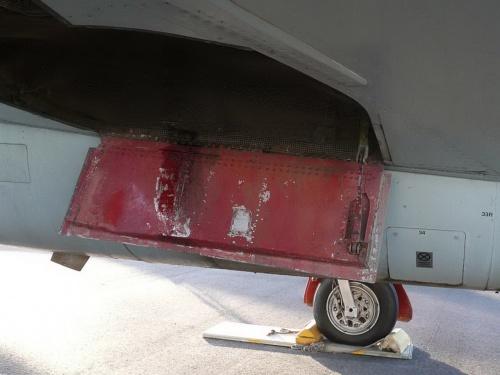 Американский истребитель-перехватчик McDonell F-101B Voodoo (150 фото)