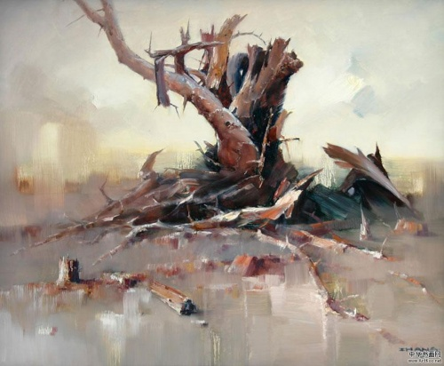 Art by Xi Zhang (22 фото)
