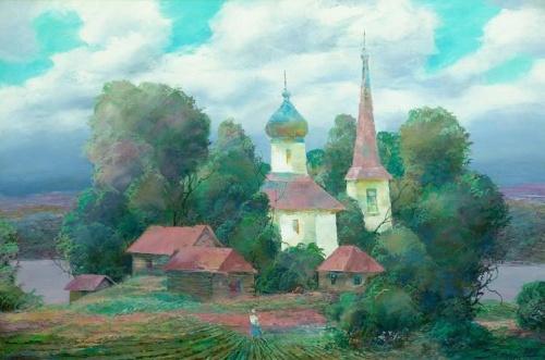 Работы художника Головина Константина (20 фото)
