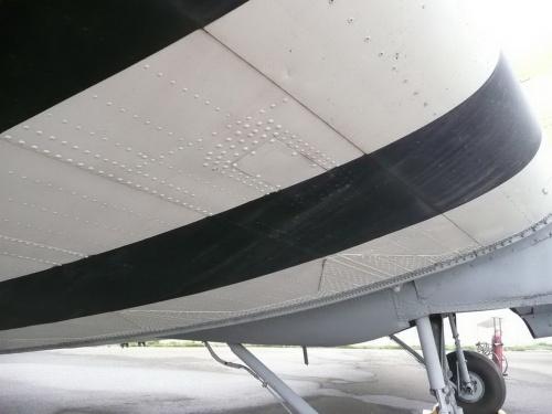Американский транспортный самолёт Douglas C-53D Skytrooper (218 фото)
