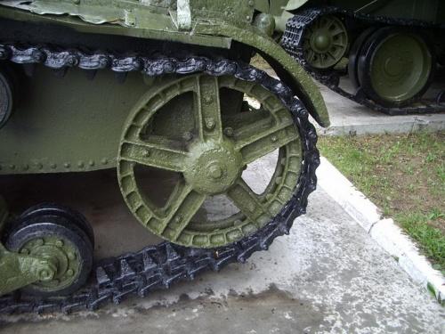 Советский лёгкий танк Т-26 (39 фото)