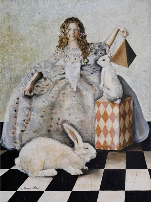 Работы художницы Margo Selski (19 работ)