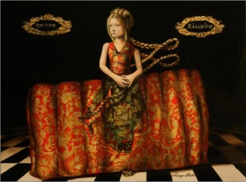 Работы художницы Margo Selski (19 фото)