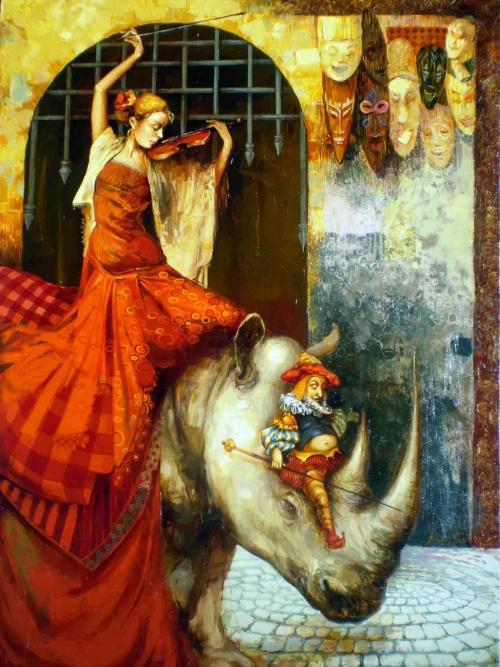 Художник Артавазд Талалян (36 работ)