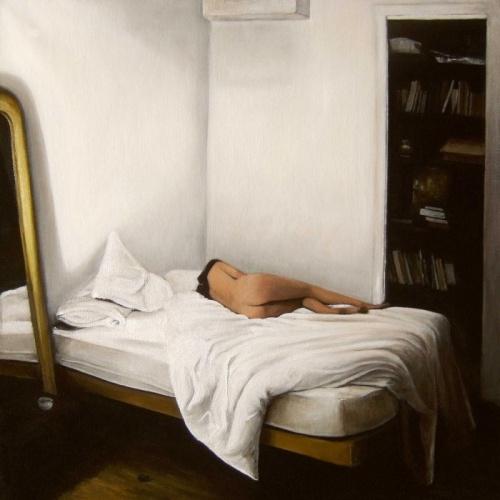 Одиночество. Художник Thomas Levy-Lasne (21 работ)