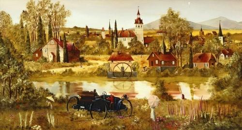 Работы художника Николая Зайцева (31 работ)