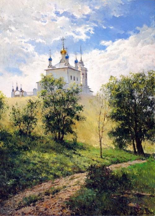 Работы художника Передиреева Сергея (37 фото)