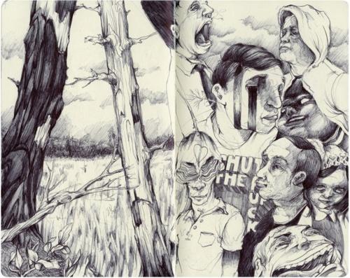 Иллюстратор Pat Perry (127 фото)