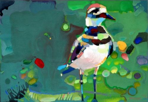 Светящиеся картины Gary Pruner (21 работ)