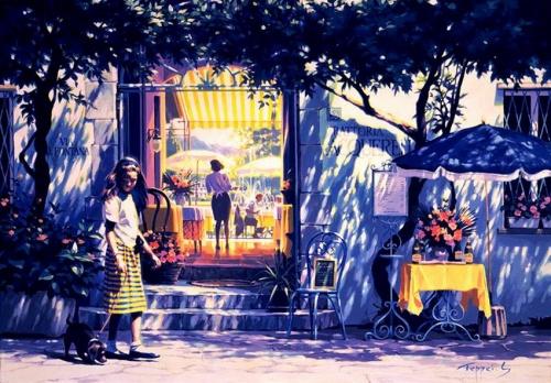 Художник Teppei Sasakura - Мастер домысливания Безмятежности Света (46 фото)