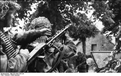 Фотографии из немецкого федерального архива часть 46 (111 фото)