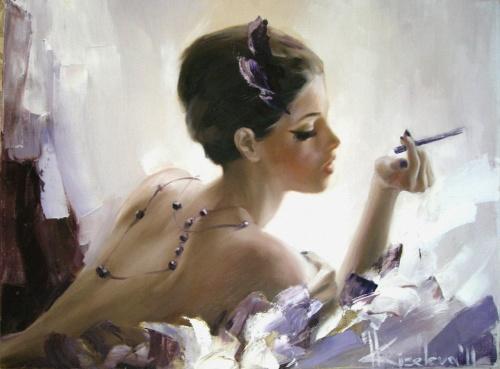 Прекрасные картины Екатерины Киселевой (64 работ)