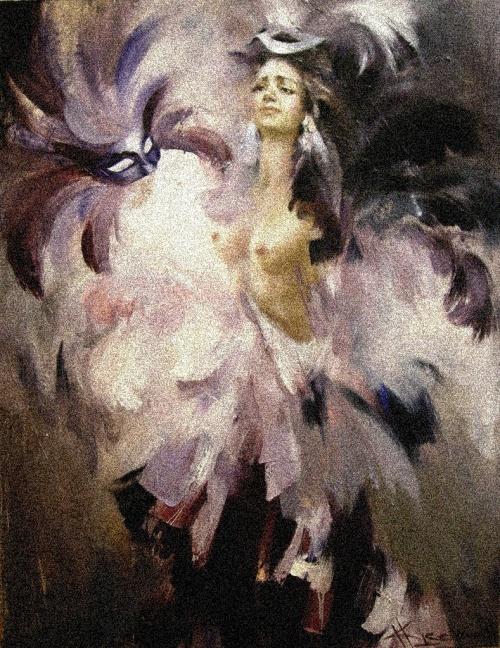 Прекрасные картины Екатерины Киселевой (64 фото)