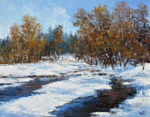 Работы художника Евгения синева (29 работ)